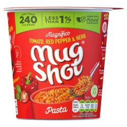 Cup Pâtes Tomate et Herbe 85g