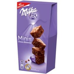 Milka Choco Brownie Mini 117gr