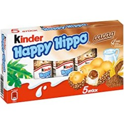 CARTON Kinder HAPPY HIPPO...