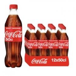 Palette Coca-Cola 50CL -...